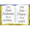 Books on Rosh Hashanah and Yom Kippur