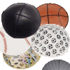 Leather Kippah - Retail